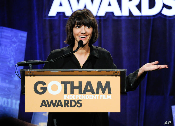 Ana Lily Amirpour receives the