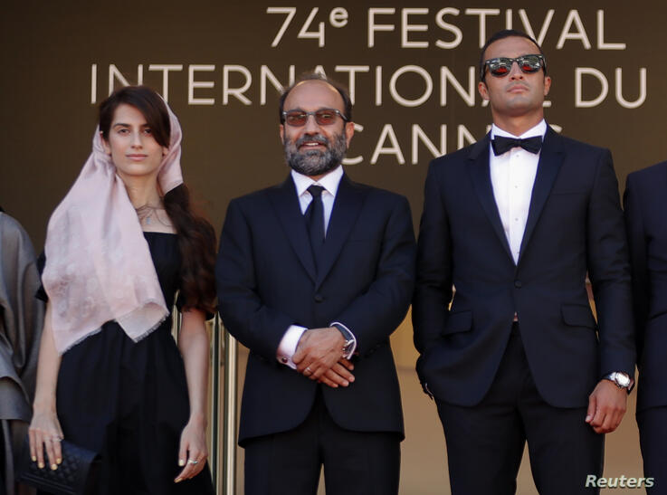 """The ۷۴thCannes Film Festival - Screening of the film """"A Hero"""" in competition - Red Carpet Arrivals"""