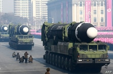 In February 2018, a long-range ballistic missile and a mobile launch vehicle appeared at the 70th anniversary of the founding of the People's Army in Pyongyang, North Korea.