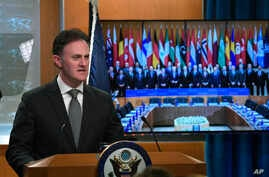 Ambassador Nathan Sales, Acting Under Secretary for Civilian Security, Democracy, and Human Rights and Coordinator for…
