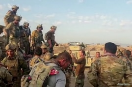 Afghan special forces fighting to drive Taliban in northern Kunduz