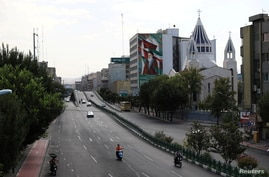 Tightening of restrictions to curb the surge of COVID-19 cases, in Tehran