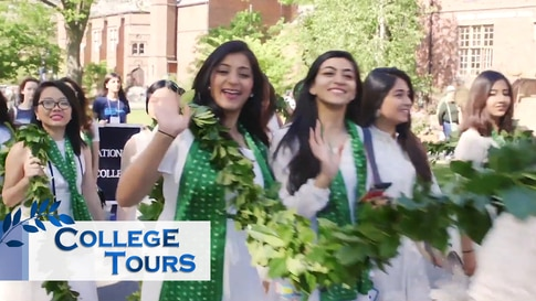 [College Tours] Mount Holyoke College