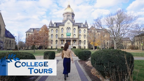 [College Tours] University of Notre Dame