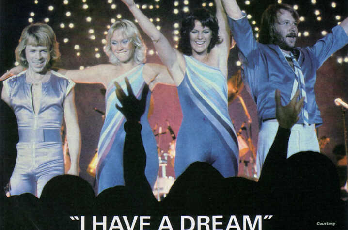 'I Have a Dream' by ABBA