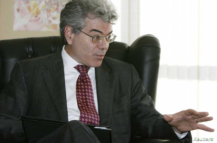 Gary Samore, former White House Coordinator for Arms Control, Weapons of Mass Destruction, Proliferation, and Terrorism. (File photo)