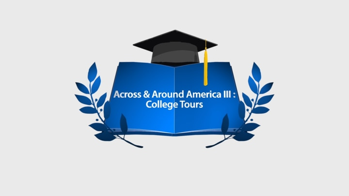 Around & Across America lll : College Tours