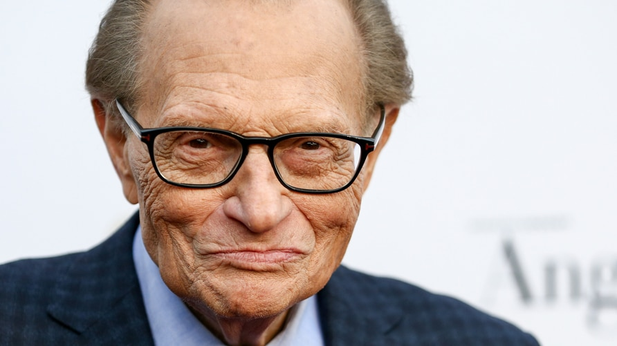 WEST HOLLYWOOD, CA - MAY 01: Television and radio host Larry King attends Larry King's 60th Broadcasting Anniversary Event at…