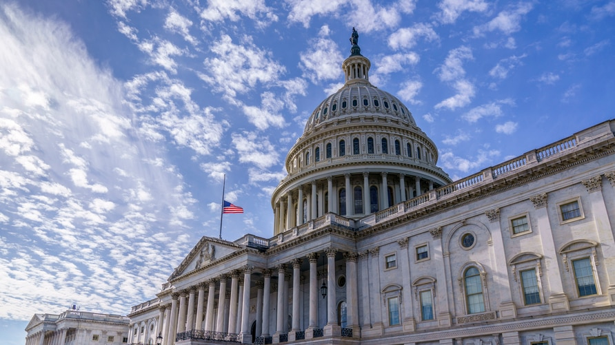 The Capitol is seen as security preparations continue leading up to President-elect Joe Biden's inauguration, in Washington,…