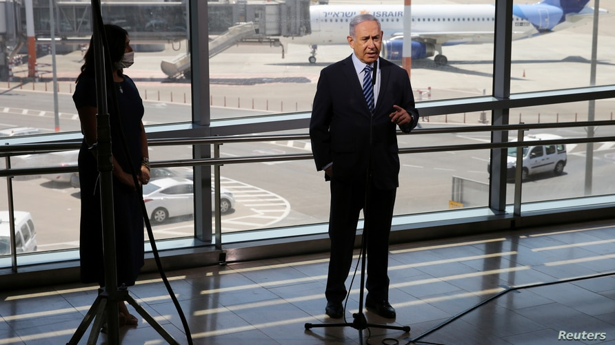 Netanyahu says Israel preparing for direct flights to UAE over Saudi Arabia