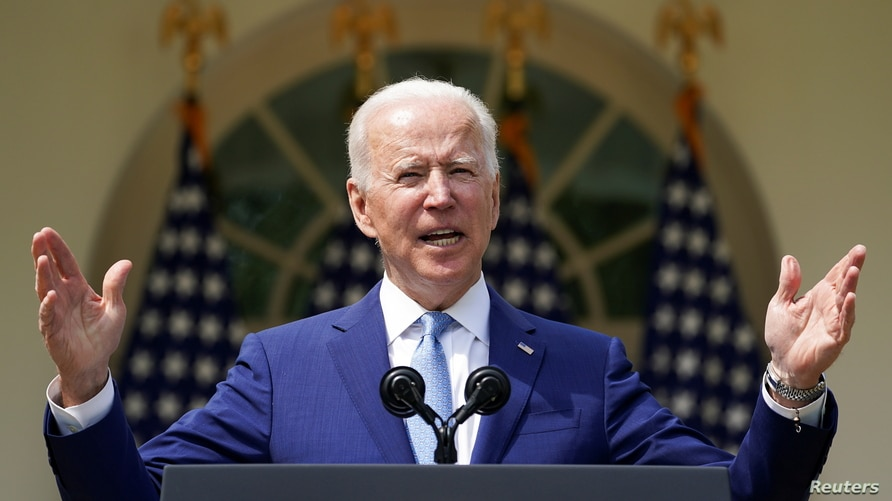 FILE PHOTO: U.S. President Biden hosts White House event to announce efforts to curb gun violence in Washington