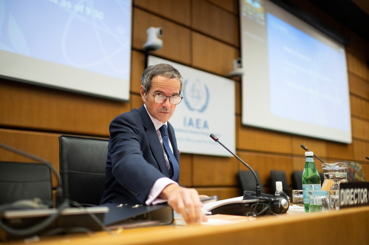 IAEA Board of Governors meeting in Vienna