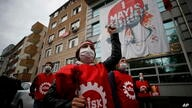 Virus Outbreak Turkey May Day
