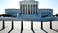 The sun rises behind the Supreme Court on Capitol Hill in Washington, Monday, June 29, 2020. The Supreme Court has refused to…