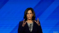 Senator Kamala Harris speaks during the 2020 Democratic U.S. presidential debate in Houston, Texas, U.S. September 12, 2019…