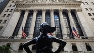 The front facade  of the New York Stock Exchange (NYSE) is seen in New York City, New York, U.S., June 26, 2020. REUTERS…