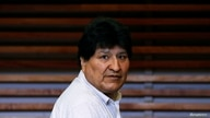 Former Bolivian President Evo Morales leaves after attending a news conference in Buenos Aires, Argentina October 22, 2020…