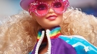 U.S. toy manufacturer Mattel pays tribute to British musician Elton John with a new Barbie doll