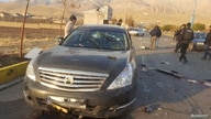 A view shows the scene of the attack that killed Prominent Iranian scientist Mohsen Fakhrizadeh, outside Tehran, Iran, November…