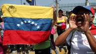 Supporters react as Venezuelan opposition leader Juan Guaido, who many nations have recognised as the country's rightful…