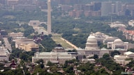 The skyline of Washington DC looking at the U.S. Capitol and the Mall, May 22, 2009.   REUTERS/Larry Downing (UNITED STATES…