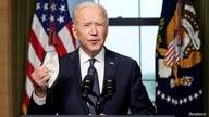 U.S. President Joe Biden delivers remarks on his plan to withdraw American troops from Afghanistan, at the White House,…