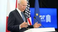 U.S. President Joe Biden holds a news conference at the end of the G7 summit, at Cornwall Airport Newquay, Britain, June 13,…