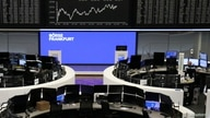 The German share price index DAX graph is pictured at the stock exchange in Frankfurt, Germany, June 17, 2021.    REUTERS/Staff