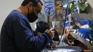An employee works at a high-power LED luminaire factory on the outskirts of Buenos Aires, Argentina July 20, 2021. REUTERS…