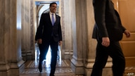 Director of National Intelligence John Ratcliffe leaves after briefing Senators on Capitol Hill about reports of Russia paying…