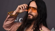 Jared Leto arrives at the 2019 LACMA Art and Film Gala at Los Angeles County Museum of Art on Saturday, Nov. 2, 2019, in Los…