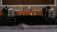 Sen. Lindsey Graham, R-S.C., speaks during a Senate Judiciary Committee hearing on Capitol Hill in Washington, Wednesday, Sept…