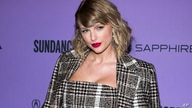 """FILE - In a Jan. 23, 2020 file photo, Taylor Swift attends the premiere of """"Taylor Swift: Miss Americana"""" at the Eccles Theater…"""
