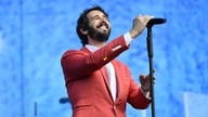Photo by: KGC-138/STAR MAX/IPx 2019 7/5/19 Josh Groban performs at British Summertime 2019, Hyde Park in London.