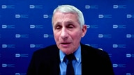 In this image from video, Dr. Anthony Fauci, director of the National Institute of Allergy and Infectious Diseases and chief…