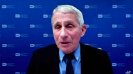In this Jan. 27, 2021, image from video, Dr. Anthony Fauci, director of the National Institute of Allergy and Infectious…
