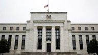 FILE - In this May 22, 2020, file photo, the Federal Reserve building is viewed in Washington. Federal Reserve policymakers…