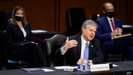 FBI Director Christopher Wray testifies before the Senate Judiciary Committee on Capitol Hill in Washington, Tuesday, March 2,…