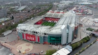 Manchester United's Old Trafford Stadium is seen after the collapse of English involvement in the proposed European Super…