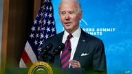 President Joe Biden speaks to the virtual Leaders Summit on Climate, from the East Room of the White House, Thursday, April 22,…