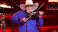 FILE PHOTO: The Charlie Daniels Band performs with Paisley at the 50th Annual Country Music Association Awards in Nashville