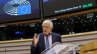 Josep Borrell, High Representative of the European Union for Foreign Affairs and Security Policy, debates current foreign affairs issues , in Brussels