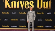 """FILE PHOTO: Daniel Craig attends the premiere of """"Knives Out"""" in Los Angeles"""