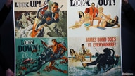 James Bond sale at Ewbank's auctioneers