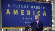 FILE PHOTO: U.S. President Joe Biden visits Ford Rouge Electric Vehicle Center in Dearborn