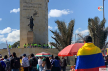 More protests in Colombia