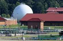 A general view of Valley Creek Waste Water Treatment Facility located in Jefferson County, Alabama August 9, 2011.  Alabama's…
