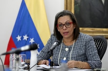The first session of a newly sworn-in Venezuela's National Electoral Council