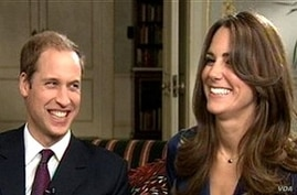 El Príncipe William y Kate Middleton se casarán en el 2011.
