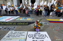 Colombia Peace